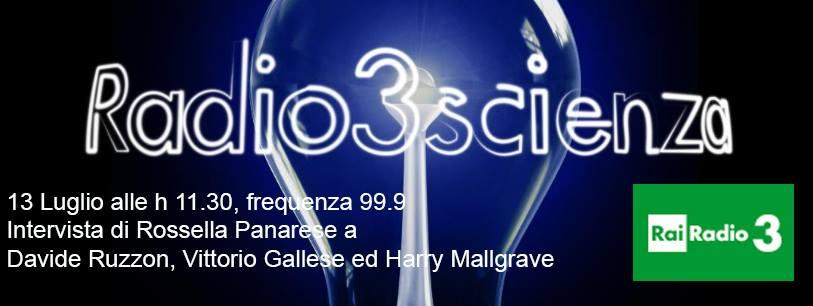 rai radio3scienza-davide ruzzon